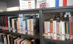 Foto van de anderstalige boeken voor volwassenen