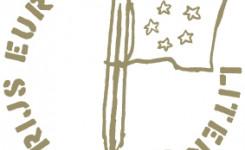 Het logo van de Europese Literatuurprijs
