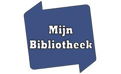 Bib-logo met de tekst 'Mijn Bibliotheek'