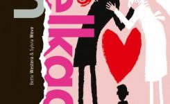 Voorplat van het boek 'Uit elkaar' van Bette Westera en Sylvia Weve