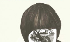 Voorplat van het boek 'De avond is ongemak' van Marieke Lucas Rijneveld
