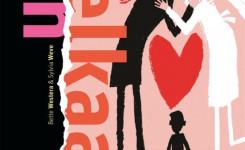 Voorplat van het boek 'Uit elkaar' van Bette Westera