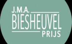 Icoon van de J.M.A. Biesheuvelprijs