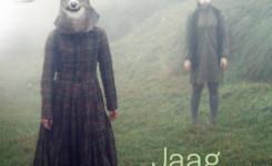 Voorplat van het boek 'Jaag je ploeg over de botten van de doden' van Olga Tokarczuk
