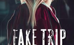 Voorplat van het boek 'Fake Trip' van Margje Woodrow