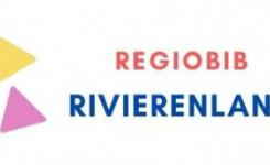 Voorlopig logo van de Regiobib Rivierenland