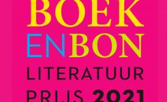 Embleem van de Boekenbon Literatuurprijs 2021