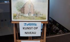 Foto van het kunstwerk van de maand: een schilderij van Alfons Rappoort