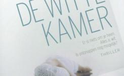 Voorplat van het boek 'De witte kamer' van Samantha Stroombergen