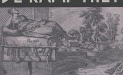 Voorplat van het boek 'Een kreet is de ramp niet' van Tonnus Oosterhoff