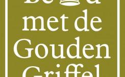Logo van de Gouden Griffel