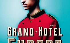 Voorplat van het boek 'Grand Hotel Europa' van Ilja Leonard Pfeijffer