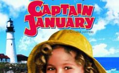 Fragment van de dvd-cover van de film 'Captain January'