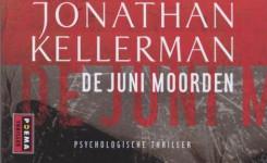 Fragment van het voorplat van het boek 'De junimoorden' van Jonathan Kellerman