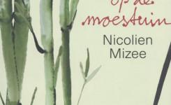 Voorplat van het boek 'Moord op de moestuin' van Nicolien Mizee