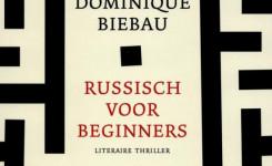 Voorplat van het boek 'Russisch voor beginners' van Dominique Biebau