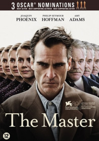 Cover van de dvd met de film 'The master'