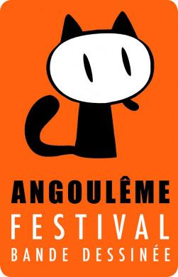 Logo van het Stripfestival van Angoulème