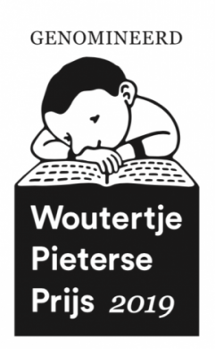 Logo van de Woutertje Pieterse Prijs