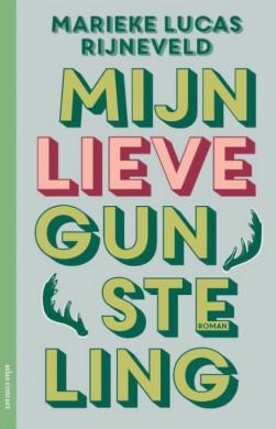 Voorplat van het boek 'Mijn lieve gunsteling' van Marieke Lucas Rijneveld