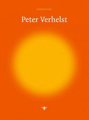 Voorplat van de dichtbundel 'Zon' van Peter Verhelst