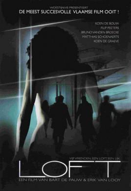 Voorplat van de dvd 'Loft' van Eric Van Looy
