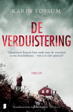 Voorplat van het boek 'De verduistering', geschreven door Karin Fossum