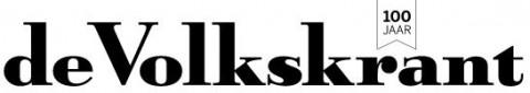 Logo van De Volkskrant